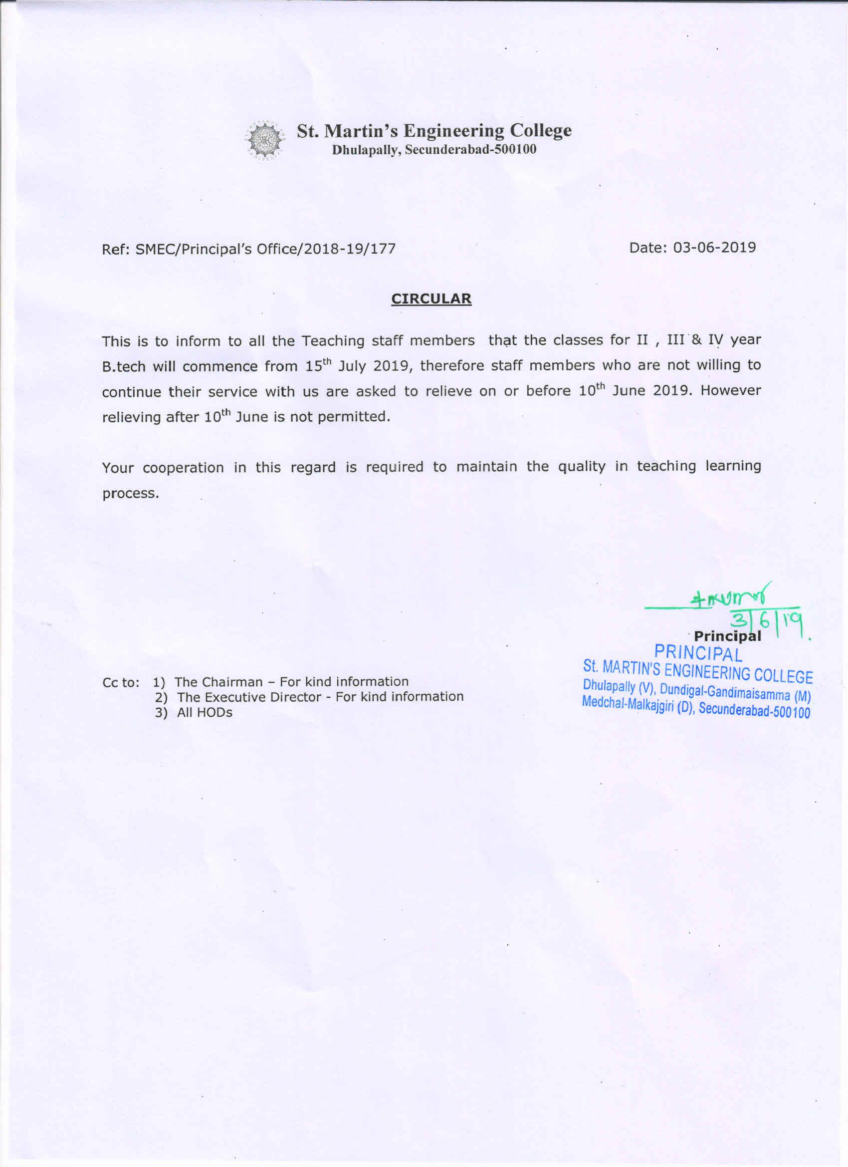 Welcome to SMEC | Best Engineering College in Telangana | Best